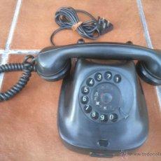 Teléfonos: TELÉFONO ANTIGUO DE BAQUELITA 1964.. Lote 48007974