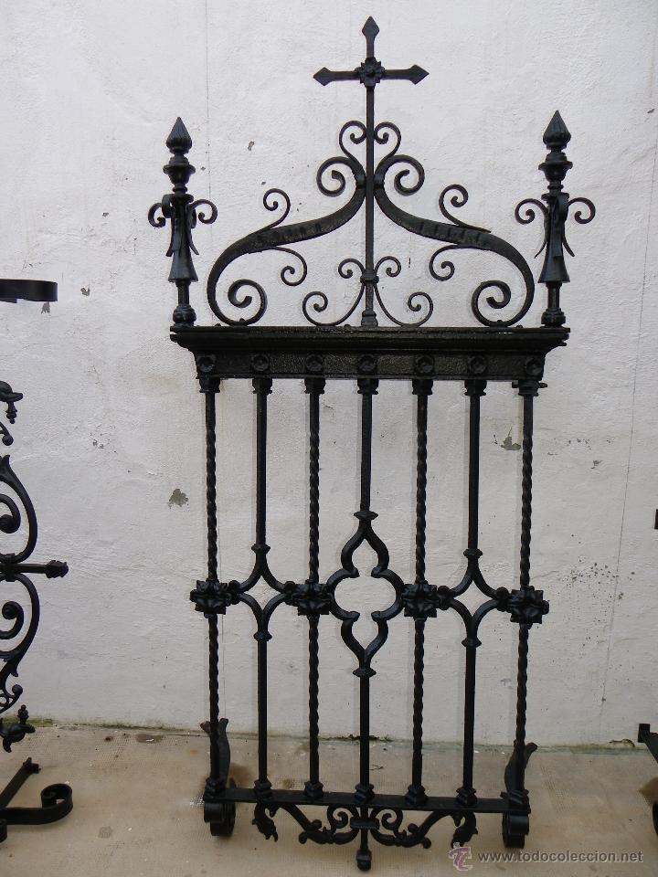 Rejas de forja antiguas rejas de forja comprar antig edades varias en todocoleccion - Rejas de forja antiguas ...