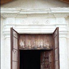 Antigüedades: PORTADA DE PIEDRA SIGLO XVII O XVIII. Lote 48037359