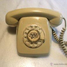 Teléfonos: ANTIGUO TELEFONO DE RUEDA AÑOS 50-60. Lote 48107333