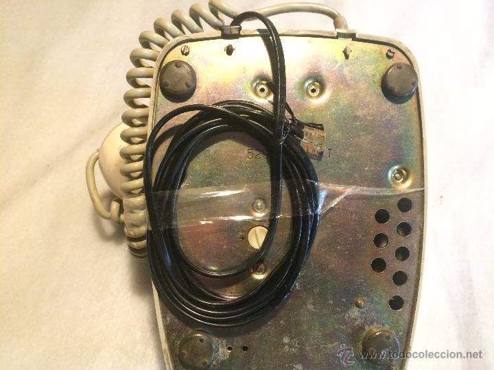 Teléfonos: antiguo Telefono de rueda años 50-60 - Foto 2 - 48107333