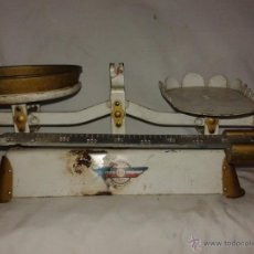 Antiques - BALANZA O PESA BEBE - 48138455