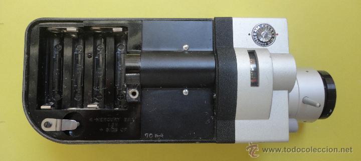 Antigüedades: CINELAND ED 20 ZOOM 8. EN SU ESTUCHE ORIGINAL - Foto 2 - 48155609