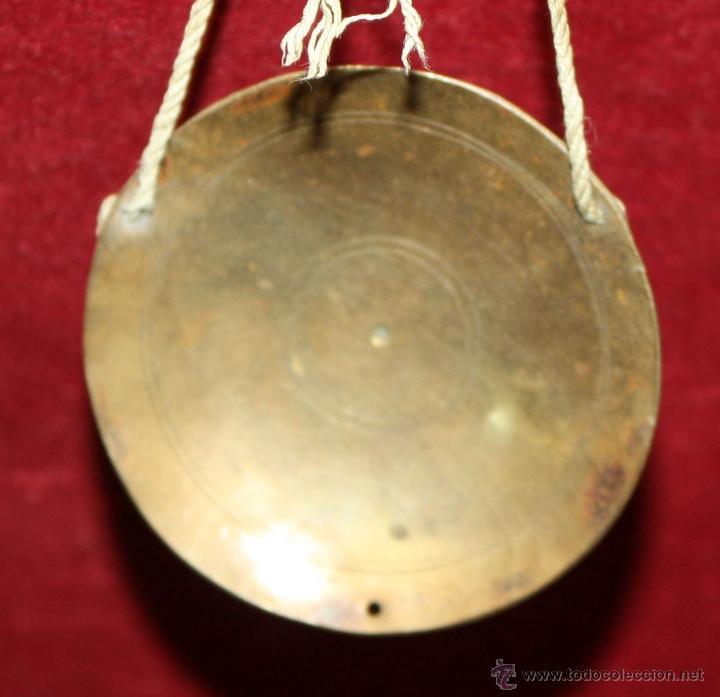 Antigüedades: ANTIGUA BALANZA DE PRECISION, PARA CAMBISTAS DE MONEDA DE ORO Y PLATA. SIGLO XVIII - Foto 5 - 48279232