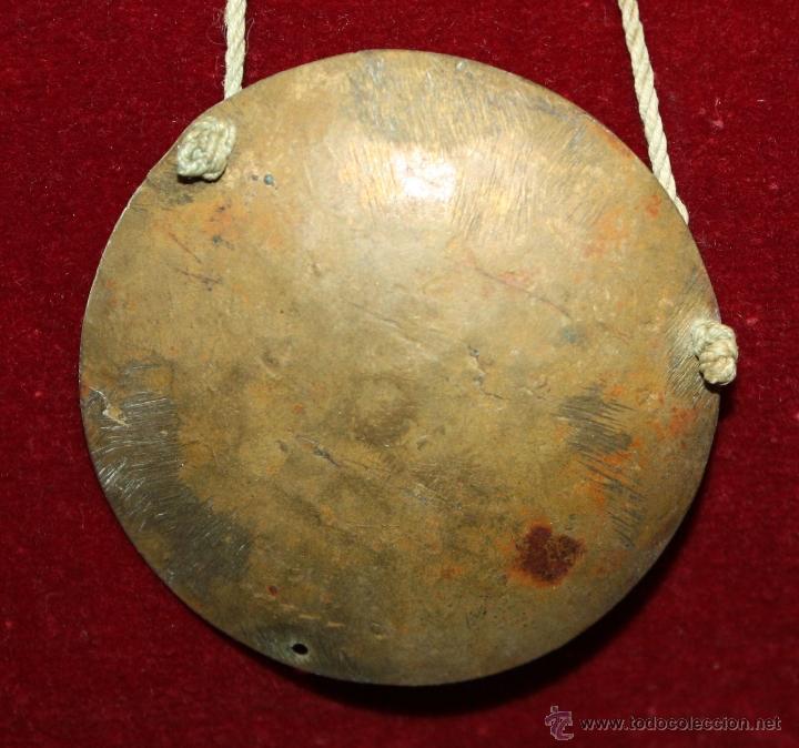 Antigüedades: ANTIGUA BALANZA DE PRECISION, PARA CAMBISTAS DE MONEDA DE ORO Y PLATA. SIGLO XVIII - Foto 6 - 48279232