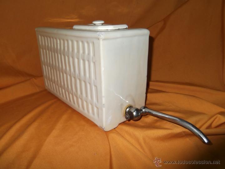 Antigüedades: Dispensador de liquidos jabon - Foto 2 - 48354775