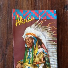 Antigüedades: OCASION COLECCIONISTAS ! PRECIOSO Y ANTIGUO LIBRITO CON AGUJAS DE COSER AKRA NEEDLE BOOK NUEVO. Lote 48441963