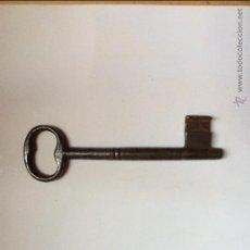 Antigüedades: IMPORTANTE LLAVE DE COLECCION 185MM. Lote 48467903