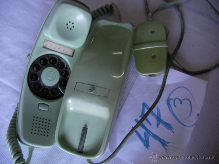Teléfonos: ANTIGUO TELEFONO GONDOLA - Foto 2 - 48469942