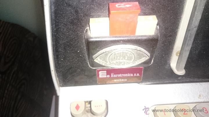 Antigüedades: TELEGRAFO IMPRESOR - TELETIPO TECOSA - Foto 4 - 48503722
