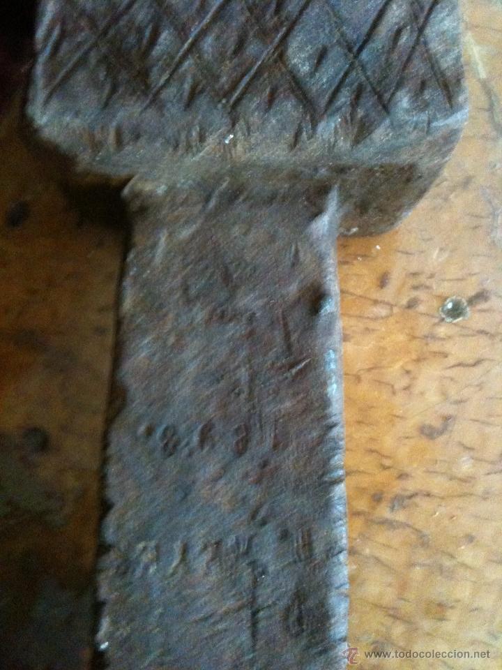 Antigüedades: yunque trianero H. REYES - Foto 4 - 48510274