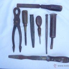 Antigüedades: LOTE DE HERRAMIENTAS . Lote 48596826