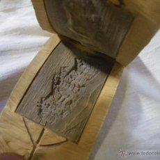 Antigüedades: ANTIGUO MOLDE PARA FUNDICION , MONASTERIO.. Lote 48646315