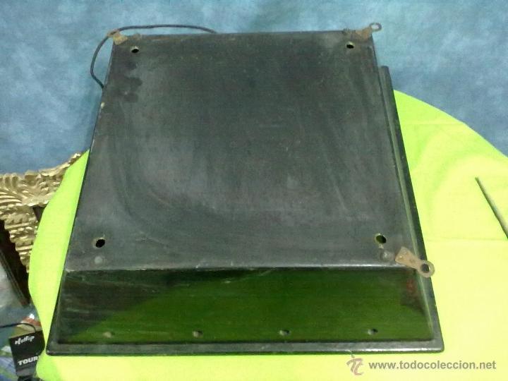 Antigüedades: DOS ANTIGUOS VISORES PARA RADIOGRAFIAS PLACAS DE RAYOS X. - Foto 4 - 48648437
