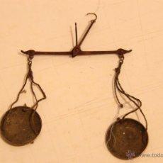 Antigüedades: ANTIGUA Y MUY BONITA BALAZA DE VIAJE. Lote 48702830
