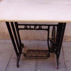 Antigüedades: PIE MAQUINA DE COSER ALFA ( 80 AÑOS). Lote 48740213