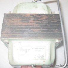 Antigüedades: AUTOTRANSFORMADOR REVERSIBLE. Lote 48761558
