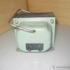 Antigüedades: AUTOTRANSFORMADOR REVERSIBLE. Lote 48761582
