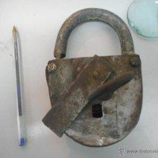 Antigüedades: GRAN CANDADO ANTIGUO. Lote 48775562