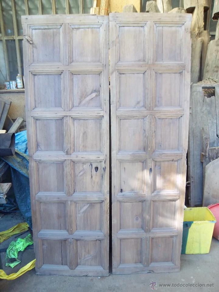 Espectaculares puertas antiguas de madera comprar varias - Compro puertas antiguas ...