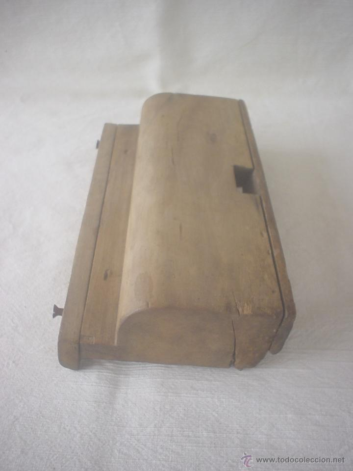 Antigüedades: CEPILLO CARPINTERO - Foto 3 - 48824284