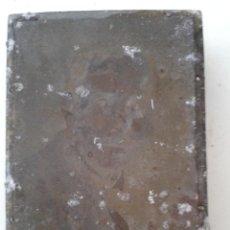 Antigüedades: ANTIGUA PLACA DE SERIAGRIA DE IMPRENTA EDUARDO MARQUINA AÑOS 50. Lote 48839416