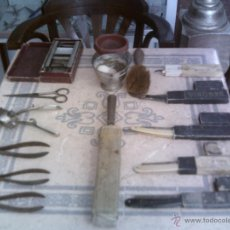Antigüedades: ~~~~LOTE BARBERIA / DENTISTA~~~~. Lote 48842555