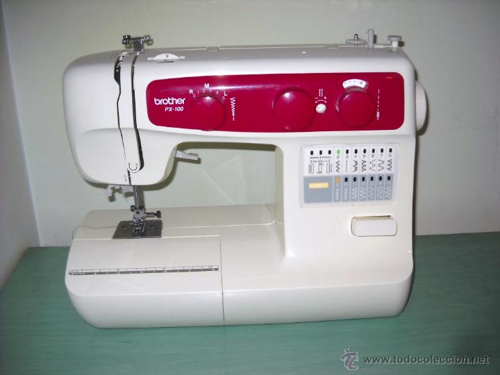 máquina de coser brother - modelo px-100 - cóm - Buy Other Antique ...