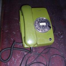 Teléfonos: TELEFONO DE SOBREMESA . COLOR VERDE . ¡¡FUNCIONANDO!!. SIEMENS. RF.CT/R 11.. Lote 48915698