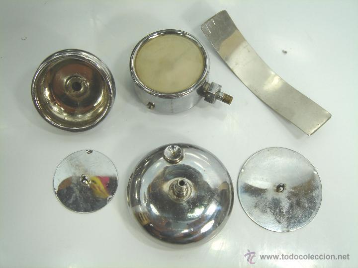 Antigüedades: CURIOSO APARATO DE TRANSFUSION PORTATIL - JOE - INSTRUMENTAL MEDICO - SANGRE - Foto 5 - 48990187