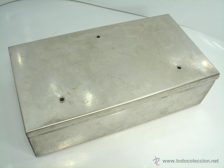 Antigüedades: CURIOSO APARATO DE TRANSFUSION PORTATIL - JOE - INSTRUMENTAL MEDICO - SANGRE - Foto 9 - 48990187