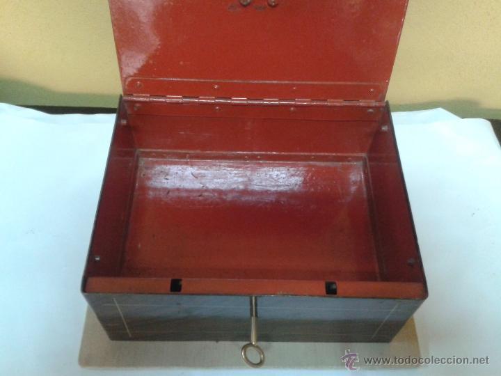 Antigüedades: fondo caja - Foto 3 - 49051206