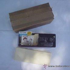 Antigüedades: VISOR DIAPOSITIVAS 3D VIEW MASTER - AÑO 1957. Lote 49076756