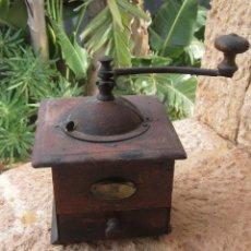 Oggetti Antichi: ANTIGUO MOLINILLO DE CAFÉ PEUGEOT. Lote 49110590
