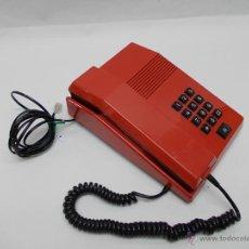 Teléfonos: TELEFONO TEIDE ROJO. Lote 49182274
