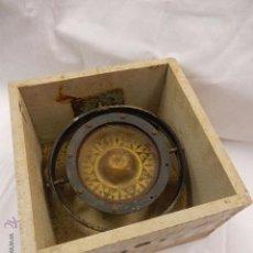 Antigüedades: ANTIGUA BRÚJULA INGLESA.. Lote 49261091