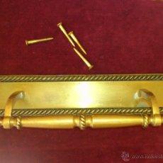 Antigüedades: TIRADOR PARA PUERTA EXTERIOR. Lote 86241239