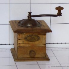 Antigüedades: MOLINILLO DE CAFE PEUGEOT MINI. Lote 49375967