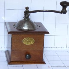 Antigüedades: MOLINILLO DE CAFE PEUGEOT PARIS. Lote 49376128