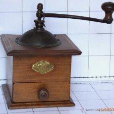 Antigüedades: MOLINILLO DE CAFE PEUGEOT. Lote 49384141