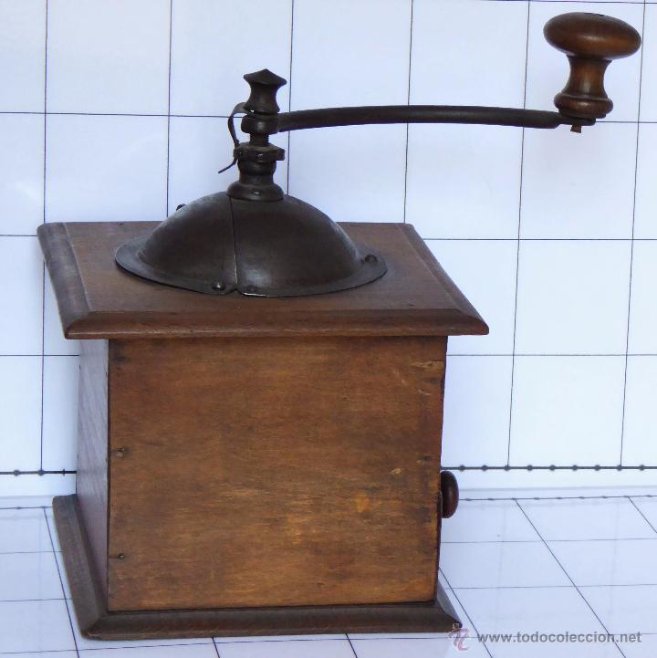 Antigüedades: MOLINILLO DE CAFE PEUGEOT - Foto 2 - 49384181