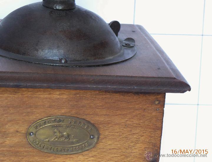 Antigüedades: MOLINILLO DE CAFE PEUGEOT - Foto 5 - 49384181