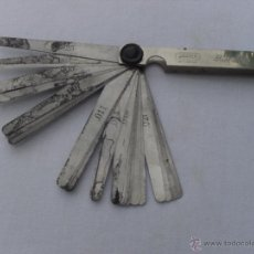 Antigüedades: JUEGO DE GALGAS ALEMAN , DRAPER . Lote 49467790