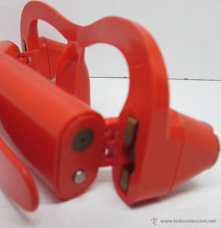 Antigüedades: FERMILUZ Curiosas gafas con luz para trabajos manos libres año 1970 - Foto 4 - 263299140