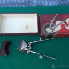 Antigüedades: MAQUINA DE PELAR GURULAN. Lote 49523328