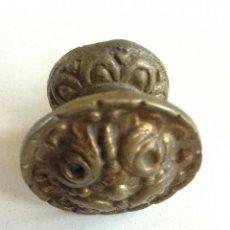 Antigüedades: POMO - TIRADOR. Lote 49556848