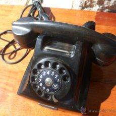 Teléfonos: TELÉFONO DE BAQUELITA ERICSSON. Lote 49673686