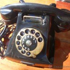 Teléfonos: TELÉFONO DE BAQUELITA ERICSSON. Lote 49674699