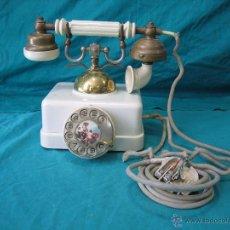 Teléfonos: TELEFONO ANTIGUO DE TELEFÓNICA. FUNCIONA. Lote 49694417