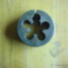 Antigüedades: TERRAJAS PASO 14/125 PARA EJES BICICLETA. Lote 49698294